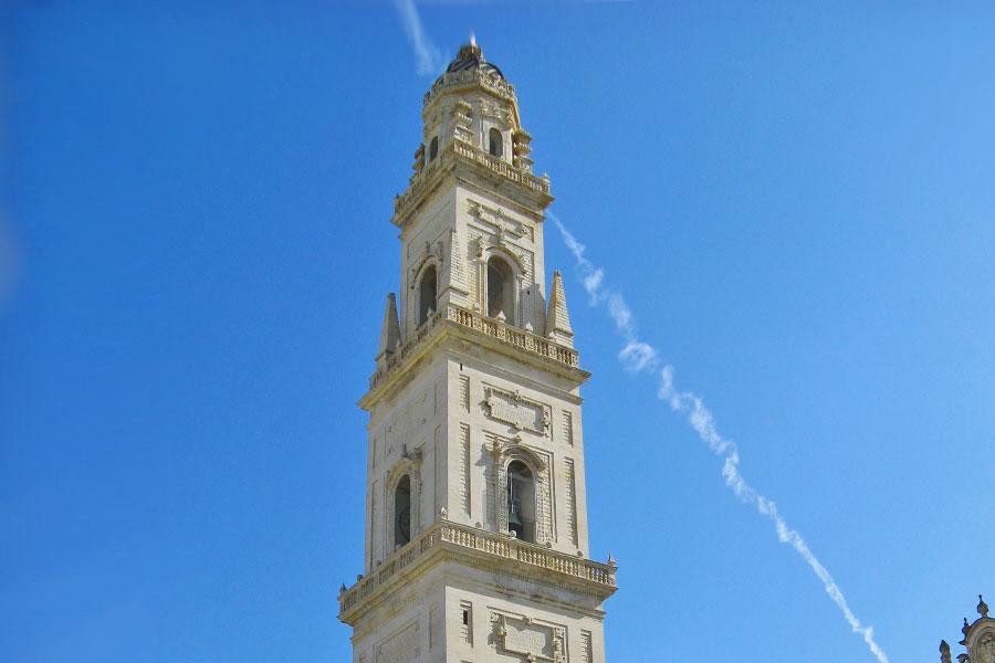 Campanile del Duomo di Lecce
